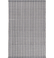 Gridiron Gray Indoor/Outdoor Rug