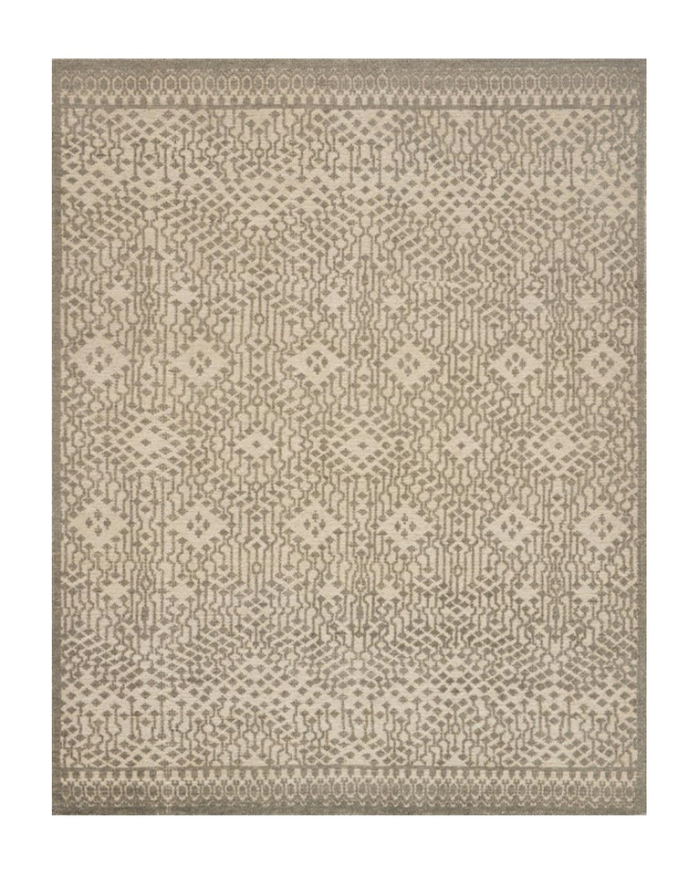 Hamburg Hand-Knotted Rug Swatch