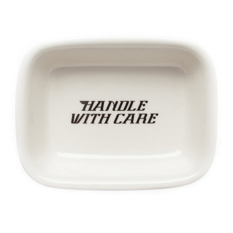 Handle With Care Soap Dish