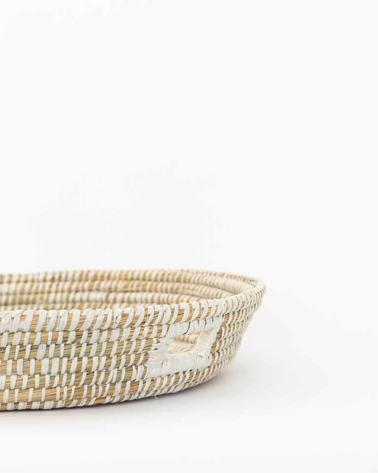 Handled Grass Basket
