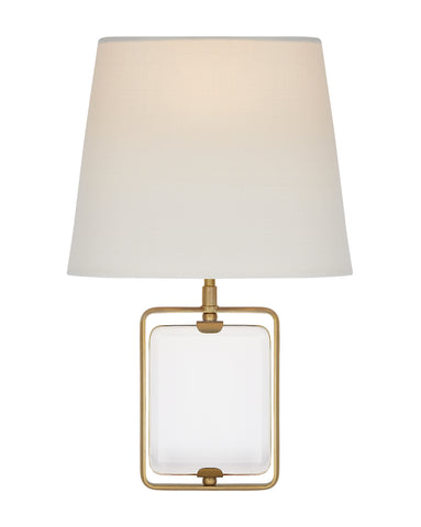 Henri Framed Jewel Sconce