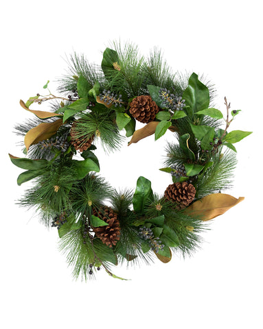 Highlands Forest Wreath
