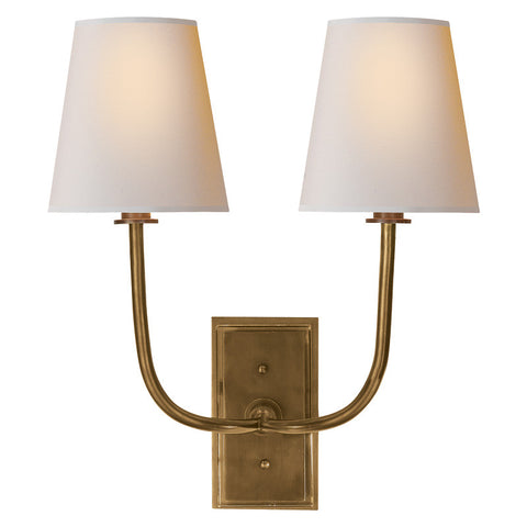 Hulton Double Sconce