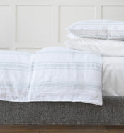 Huntington Linen Duvet