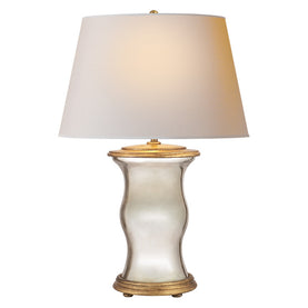 Hurricane Form Table Lamp