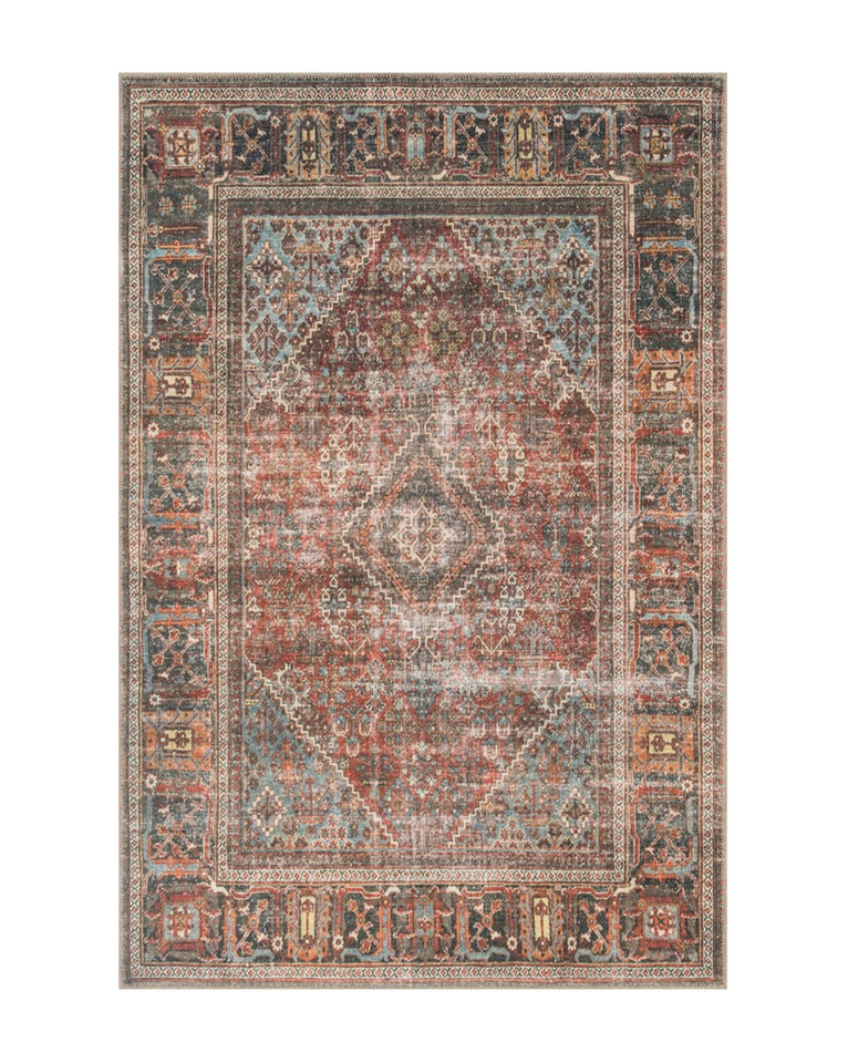 Interlaken Rug Swatch