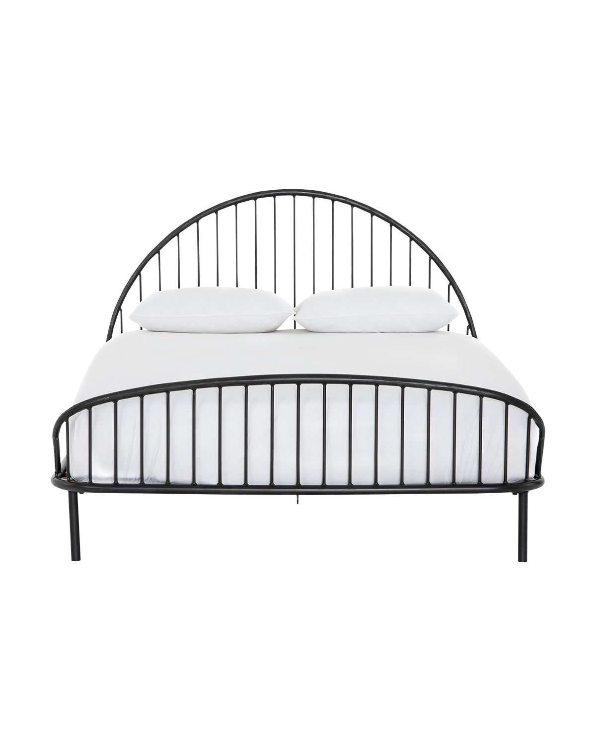 Irving Iron Bed