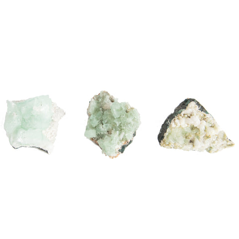 Geode Objects (Set of 3)
