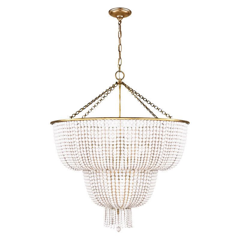 Launceton Ring Chandelier: McGee & Co