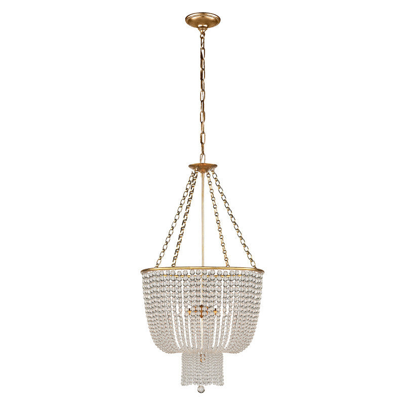 Jacqueline small chandelier mcgee co jacqueline small chandelier aloadofball Gallery
