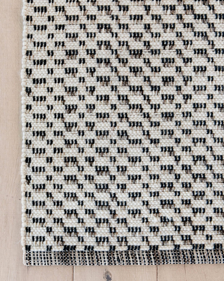 James Woven Rug Swatch