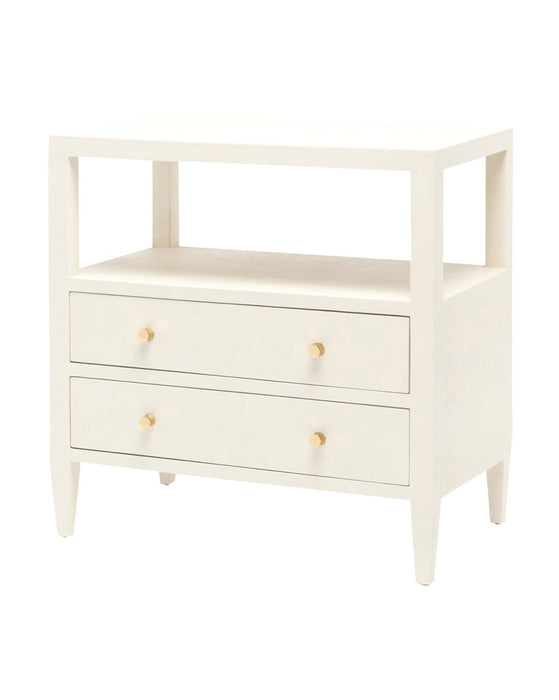 Josiah Double Nightstand