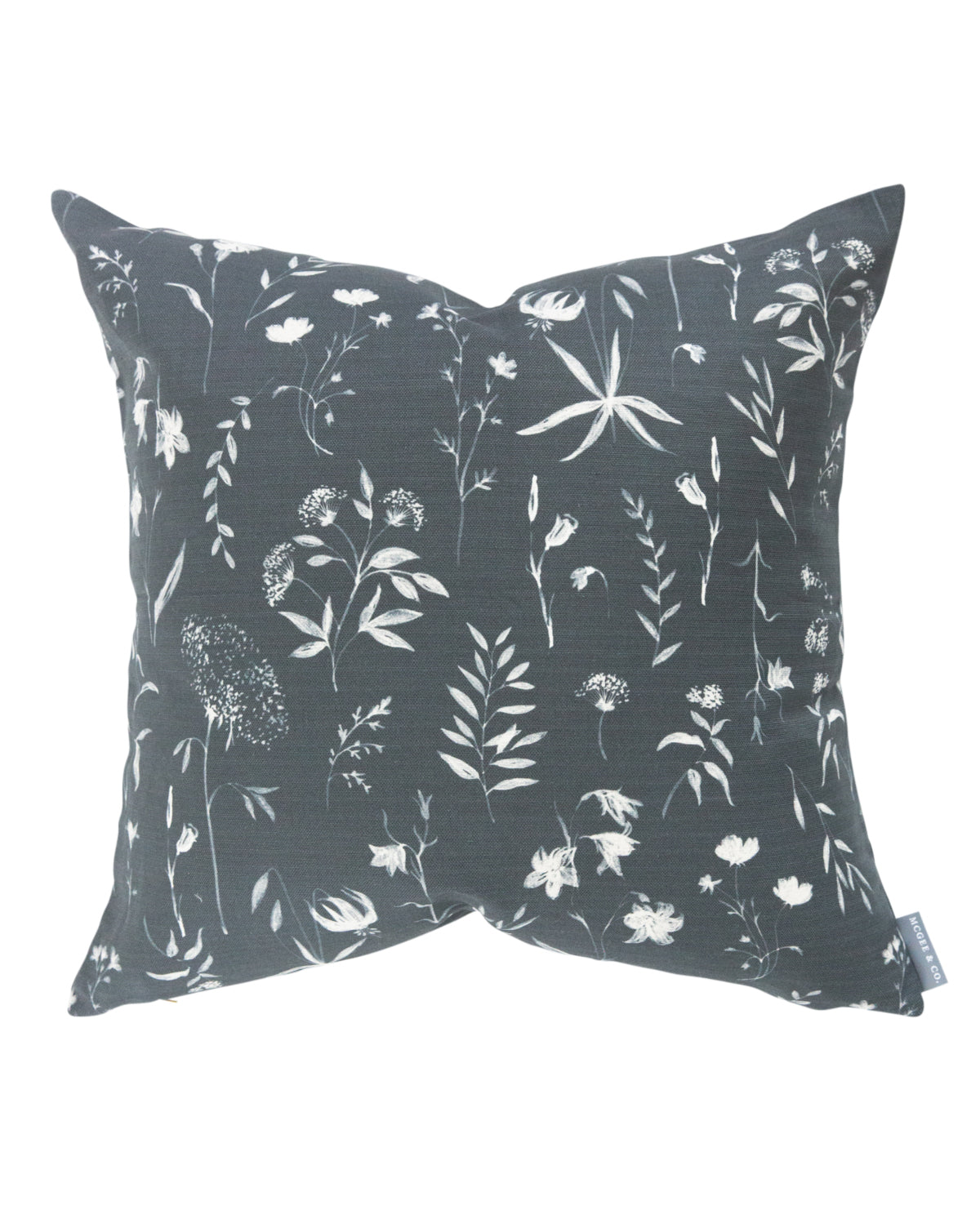 Juno Floral Pillow Cover