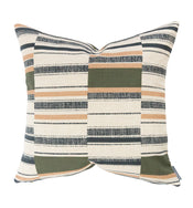 Keegan Mixed Stripe Pillow Cover