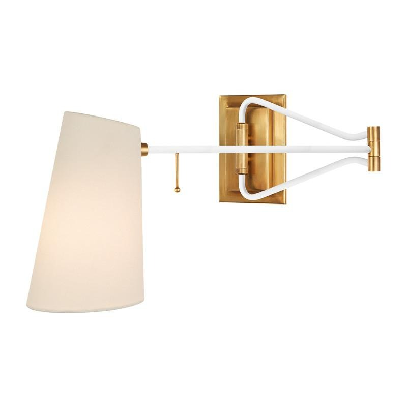 Keil Swing Arm Wall Light Mcgee Co