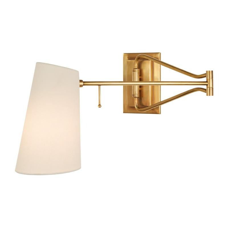 Keil swing arm wall light mcgee co keil swing arm wall light mozeypictures Choice Image