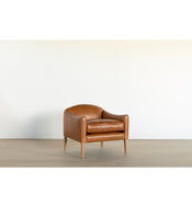 Linder Leather Arm Chair