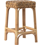 Layla Rattan Counter Stool