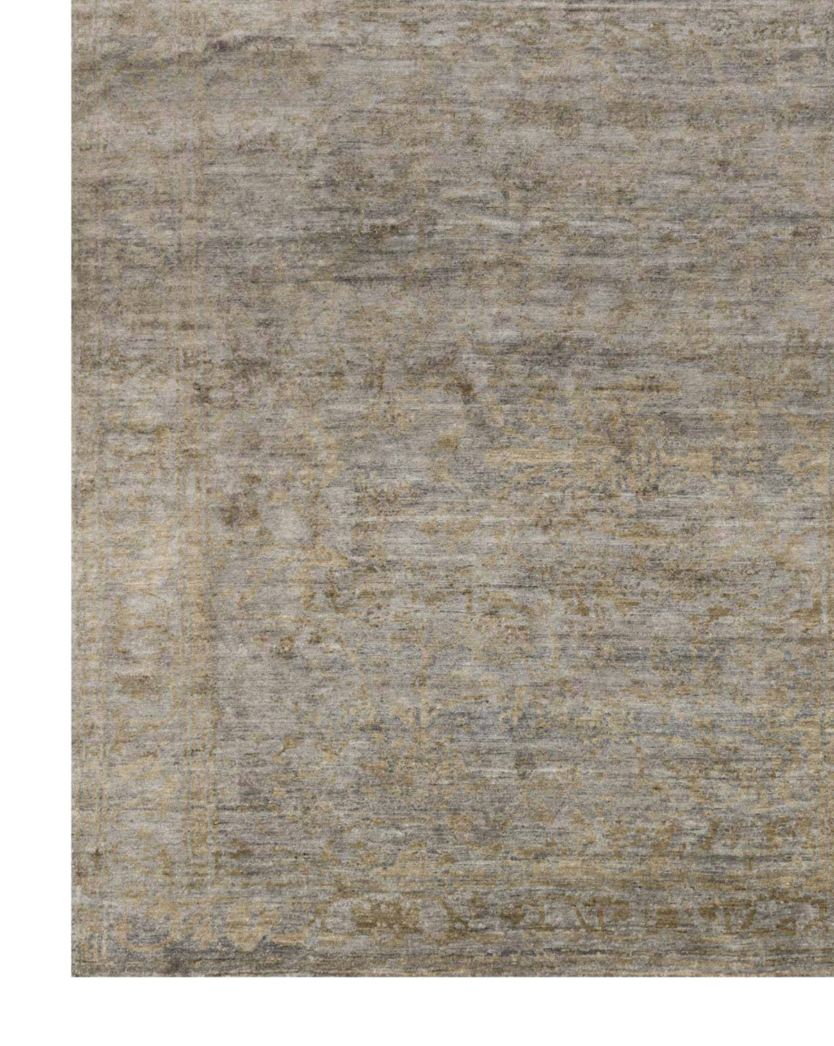 Lyon Hand-Knotted Rug