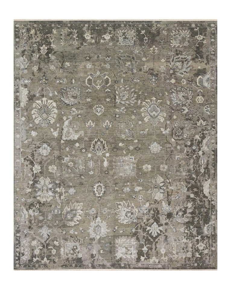 Mainz Hand-Knotted Rug
