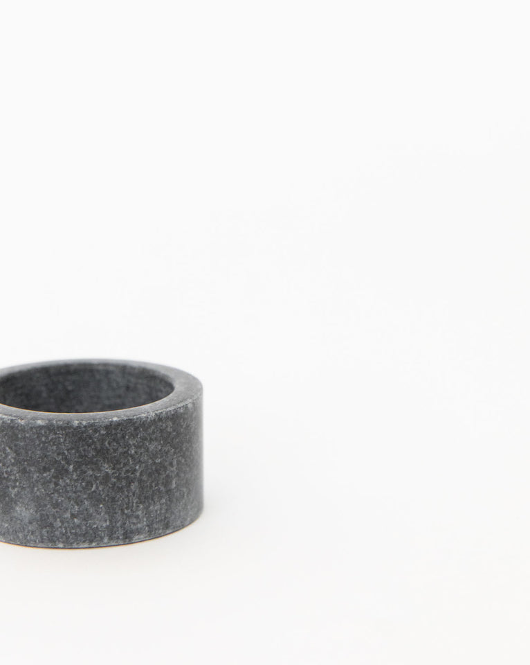 Marble Napkin Ring (Set of 4)