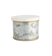 Marble Top Storage Container