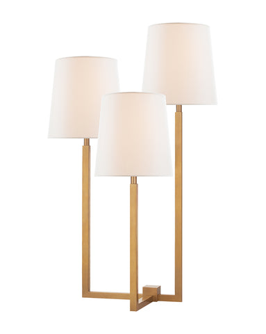 Table lamps mcgee co margot triple arm table lamp aloadofball Gallery