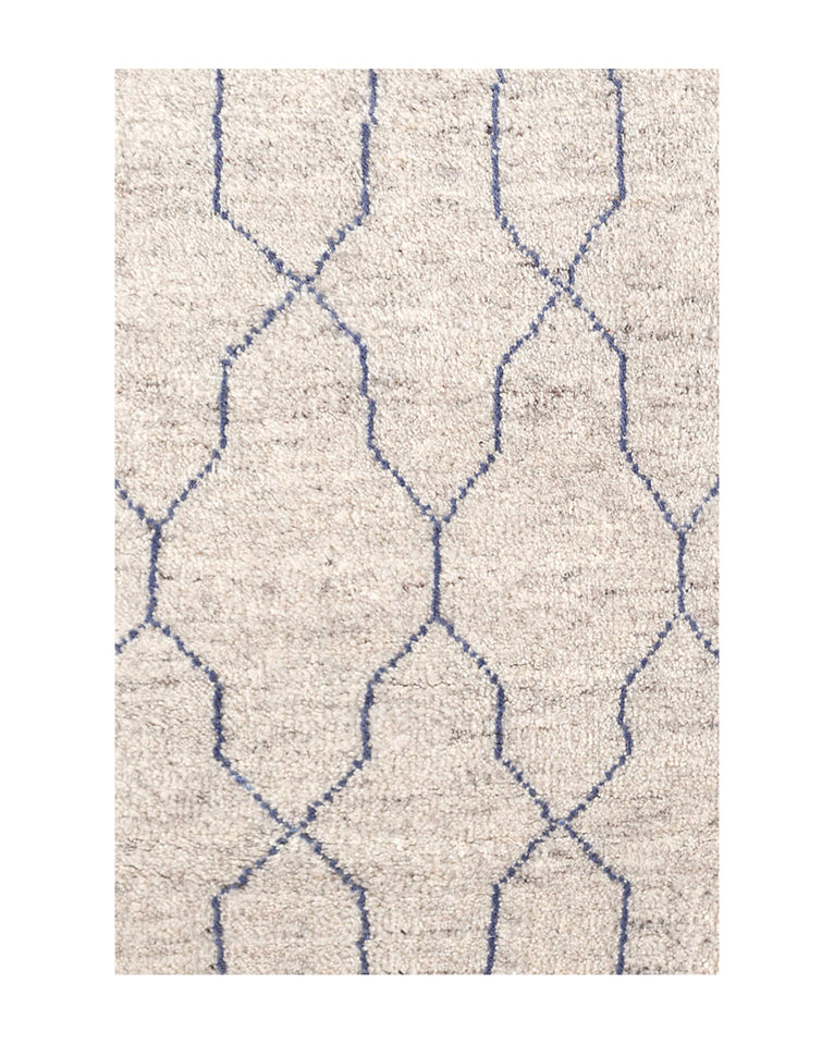 Massena Hand-Knotted Rug Swatch