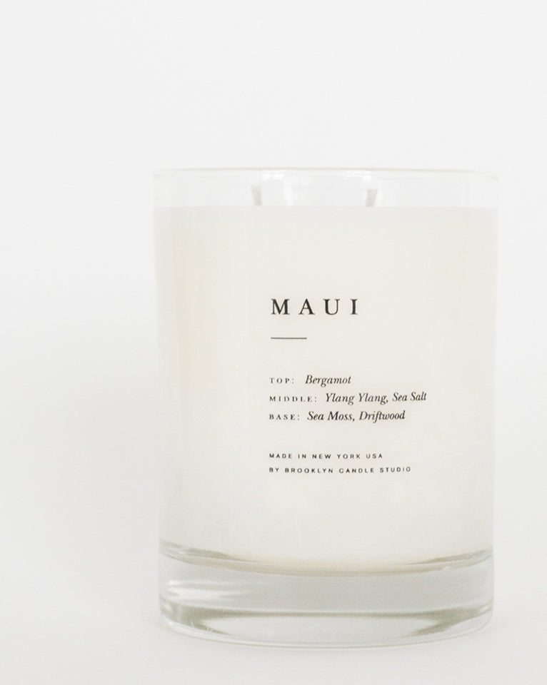 Maui Escapist Boxed Candle