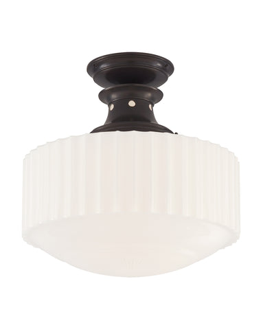 Milton Road Flush Mount