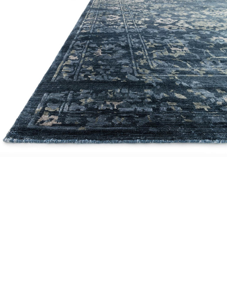 Miramar Hand-Knotted Rug Swatch