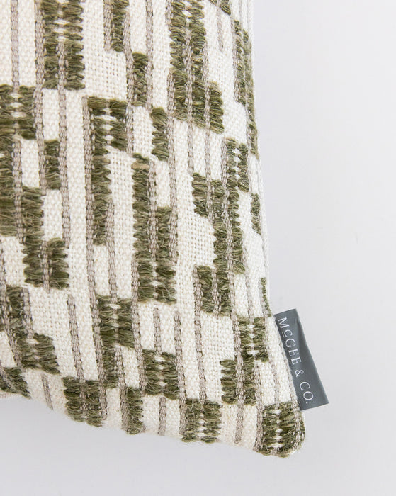 Molley Olive Pillow Cover