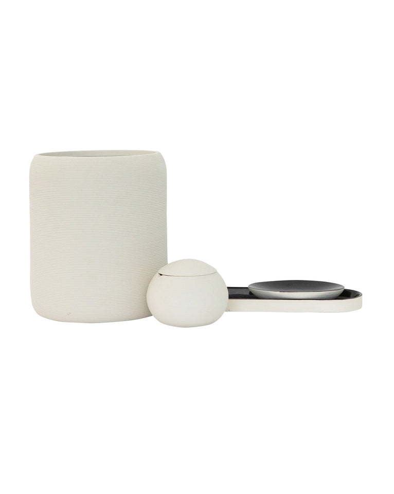 Montay Porcelain Bath Accessories