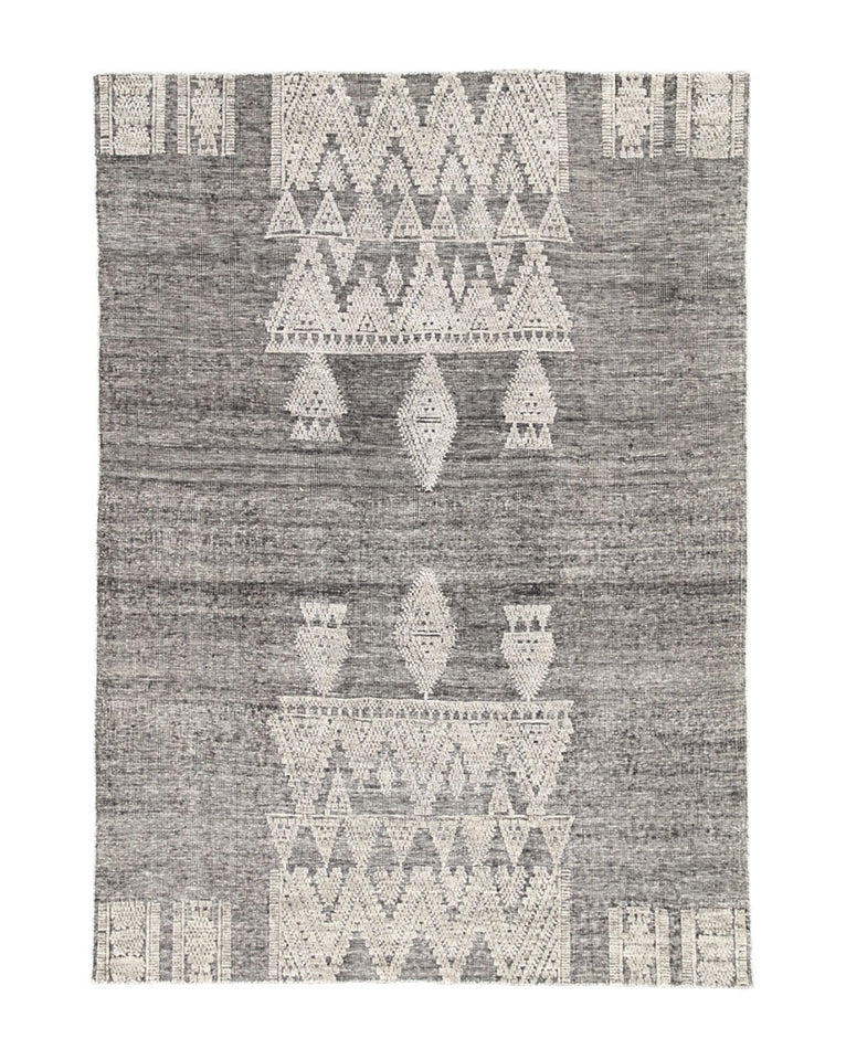 Morelia Hand-Knotted Rug Swatch