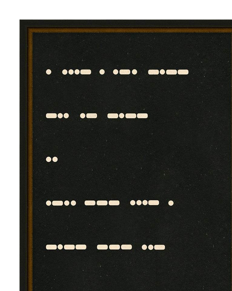 Morse Code: Everyday I Love You