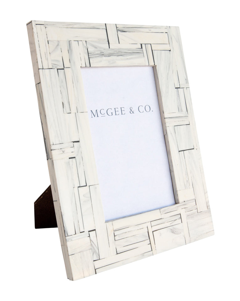 Mosaic Marble Frame