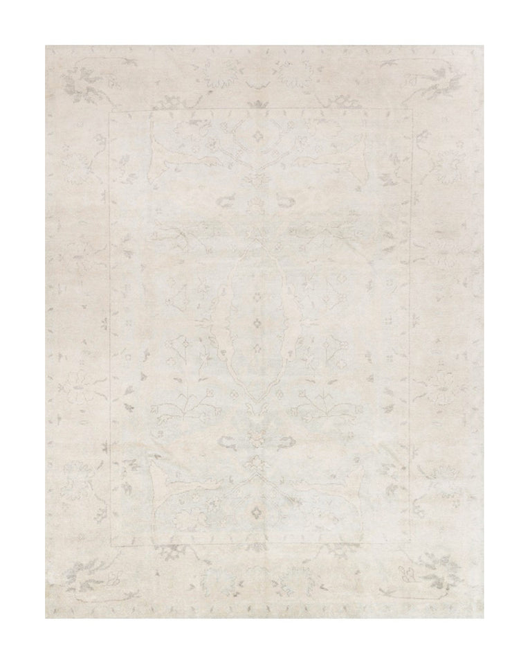 Munich Hand-Knotted Rug Swatch