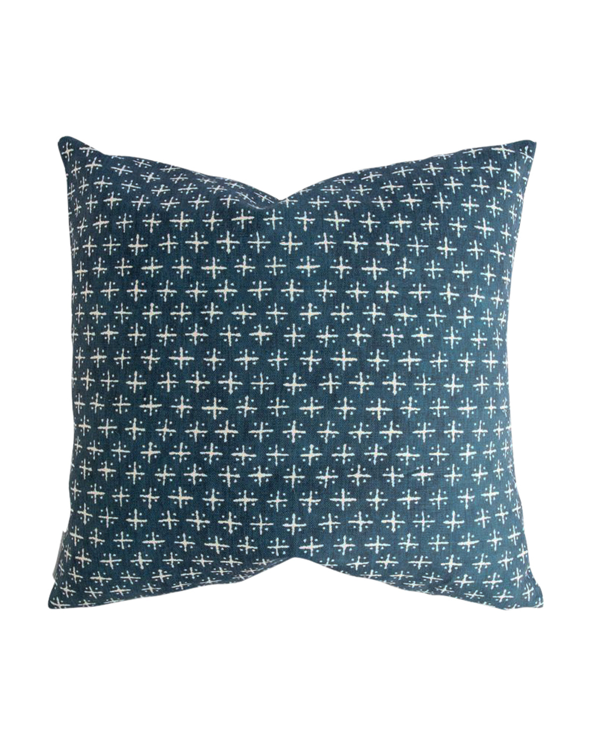 Newport Cross Pillow Cover