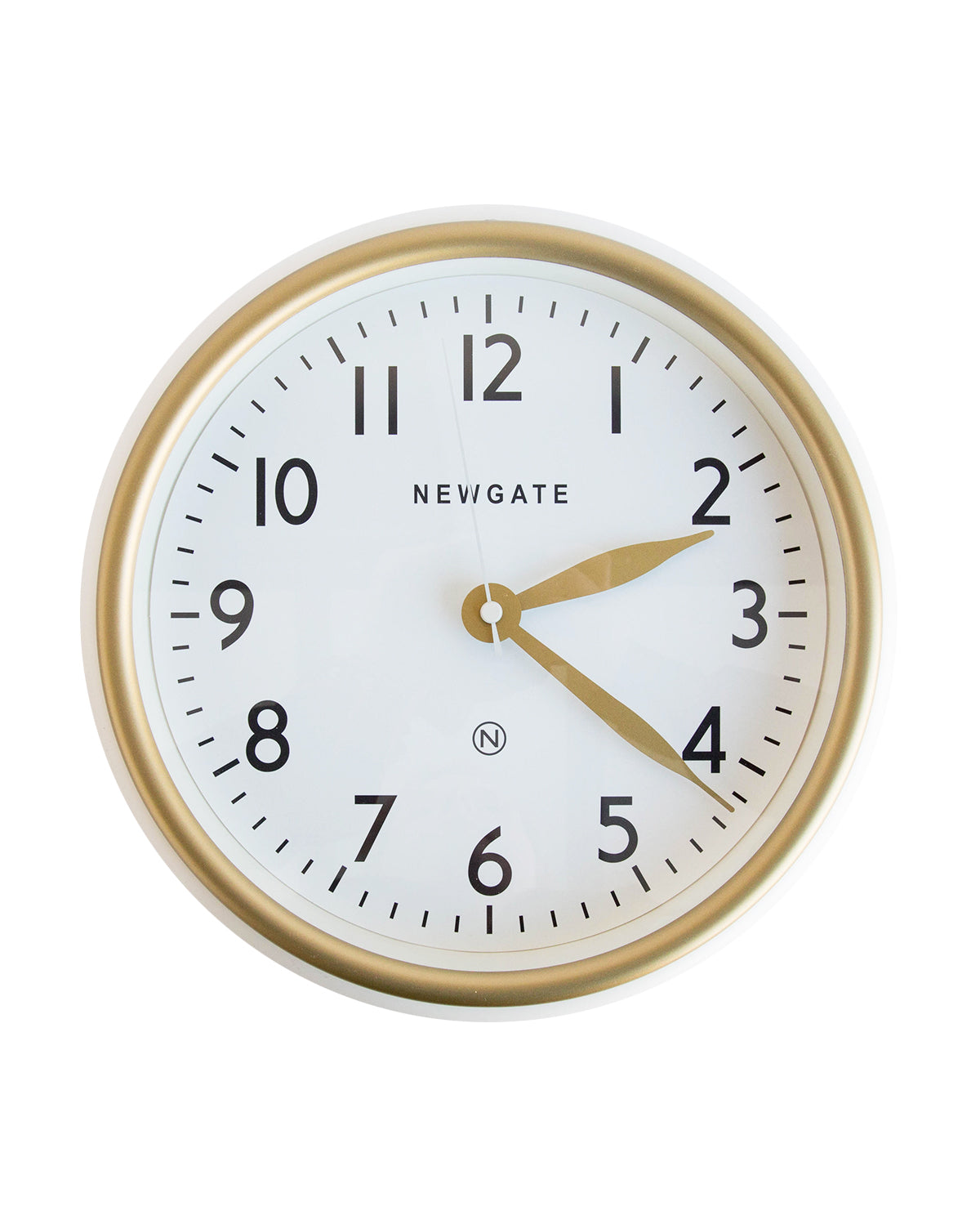 Norfolk Linen White Wall Clock
