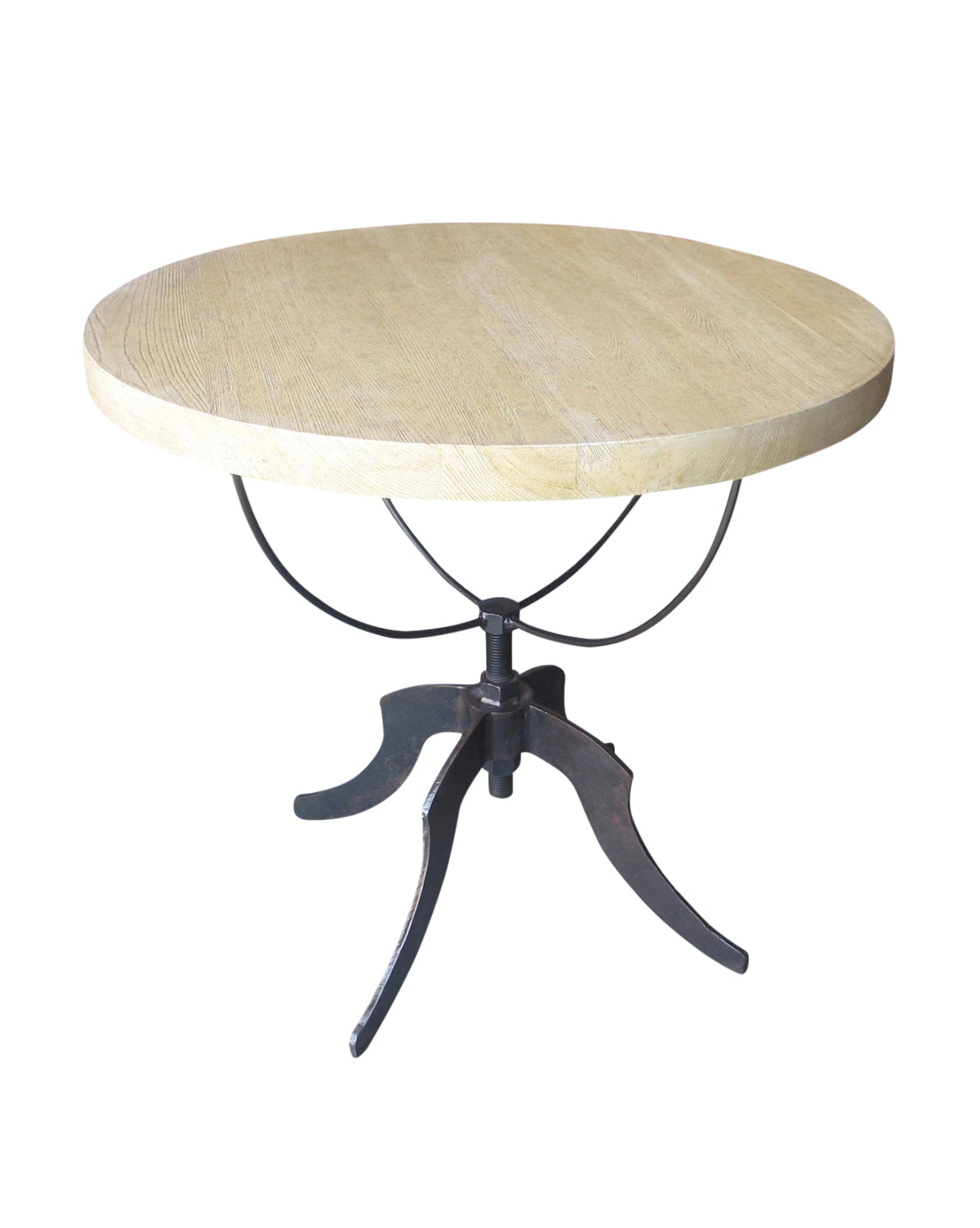 Nylah Adjustable Side Table