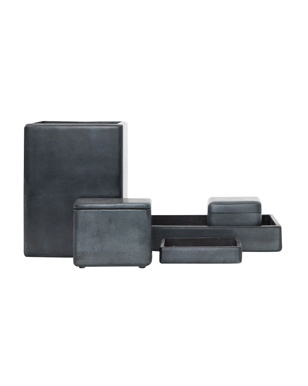 Olinda Soapstone Bath Accessories