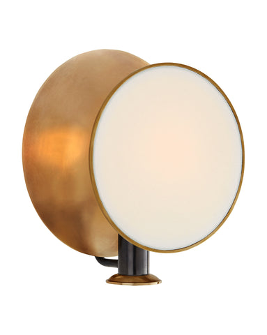 Osiris Single Reflector Sconce