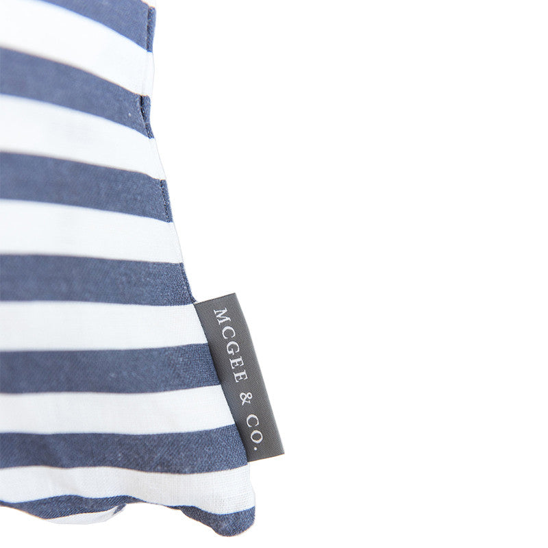 Perfect Stripe in Indigo