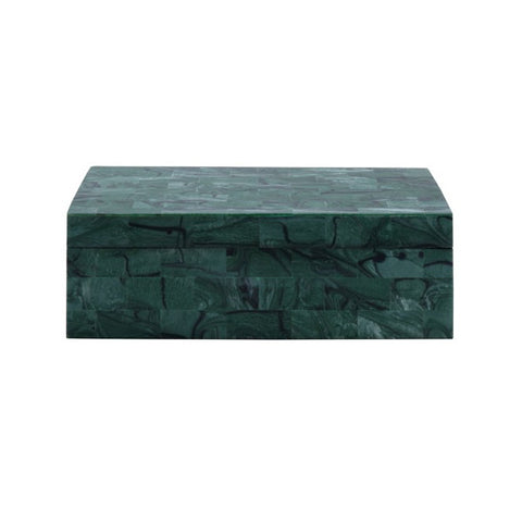 Pine Green Tile Box