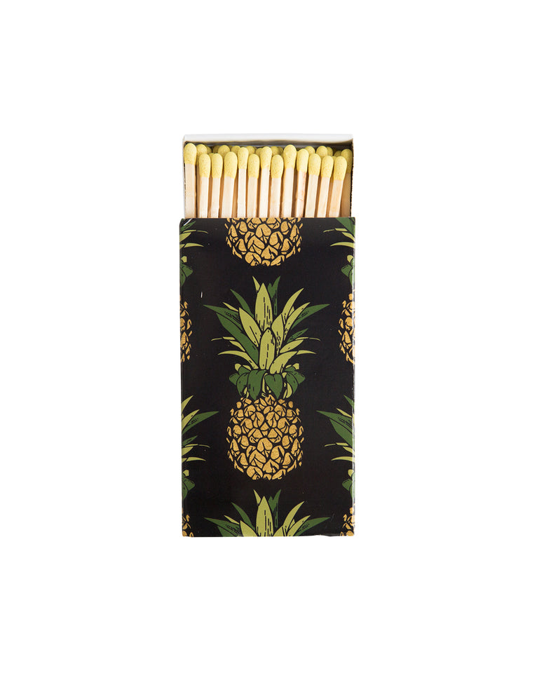 Pineapple Matchbox