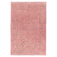Prague in Rose Rug Swatch
