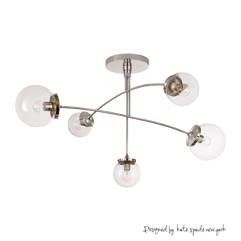 Prescott mobile chandelier mcgee co prescott mobile chandelier aloadofball Image collections
