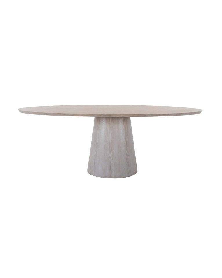 Preston Oval Dining Table