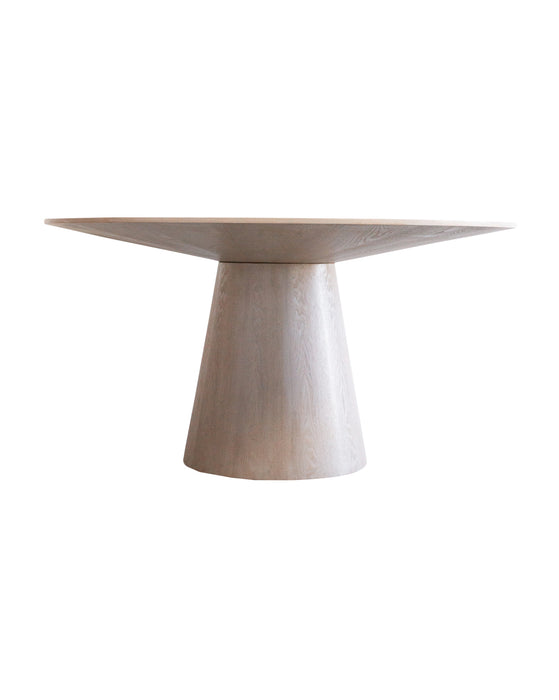 Preston Round Dining Table Mcgee Co