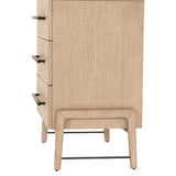 Ralston 3-Drawer Nightstand